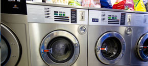 Laundrette in Salisbury